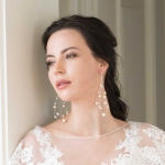 Bridal jewellery, Sky lange-Ford, Statement Earrings - Sky is no limit