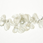 Brautschmuck, Standesamt, Sky Lange-Ford, Papillon - Hairpiece - Sky is no limit